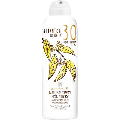 Australian GoldBotanical SPF 30 Continuous Spray