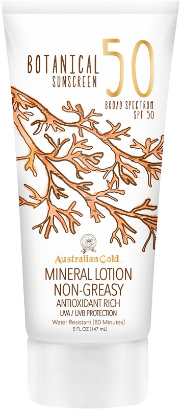 Botanical Tinted Face Sunscreen by australian gold #19