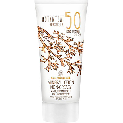 Botanical SPF 50 Lotion