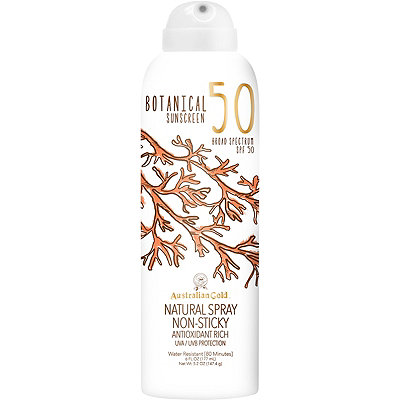 Australian Gold Botanical SPF 50 Continuous Spray
