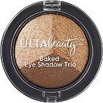 ULTA Baked Eyeshadow Trio Gold Coast