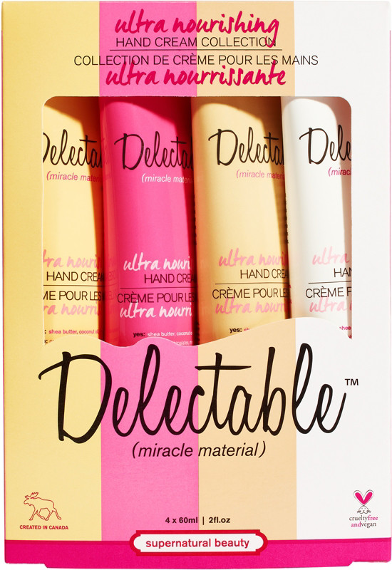 Delectable Online Only Hand Cream Collection
