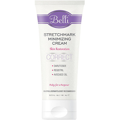 BelliOnline Only FREE Stretchmark Minimizing Cream w%2F any %2445 Belli purchase
