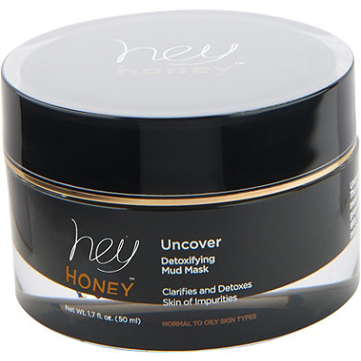 Hey Honey Online Only Uncover Detoxifying Mud Mask