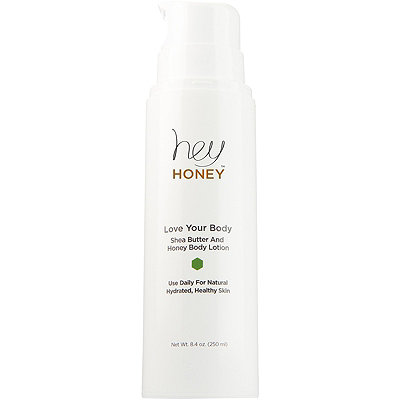 Hey Honey Online Only Love Your Body Lotion