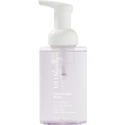 ULTA Lavender Mint Foaming Hand Soap