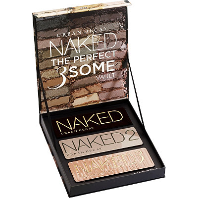Urban Decay Cosmetics Naked%3A The Perfect 3Some Vault