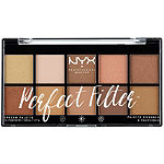 NYX Professional Makeup Golden Hour Perfect Filter Shadow Palette