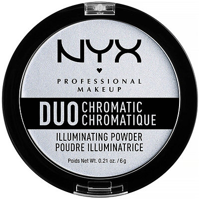 NYX Professional MakeupDuo Chromatic Illuminating Powder