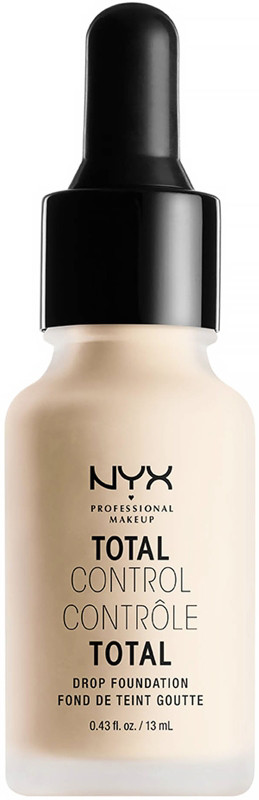 501b7befdf9f NYX Professional Makeup Total Control Drop Foundation