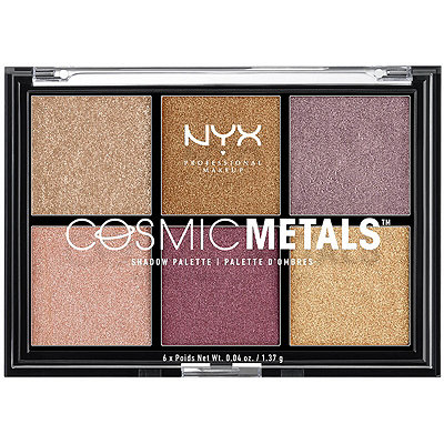 Cosmic Metals Shadow Palette