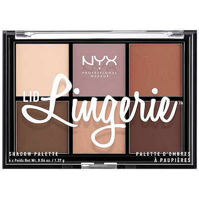 Nyx CosmeticsLid Lingerie Shadow Palette