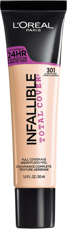 Infallible Total Cover Foundation | Ulta Beauty