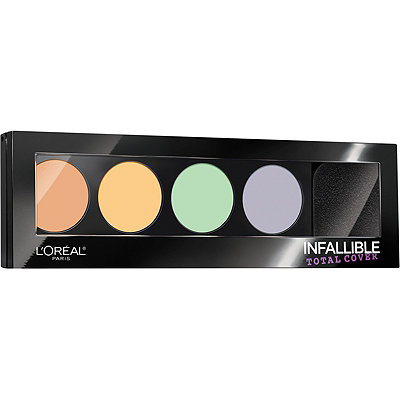 L'Oréal Infallible Total Cover Color Correcting Kit