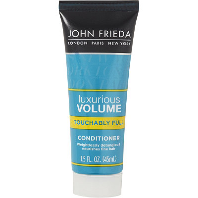 John Frieda Luxurious Volume Touchably Full Conditioner