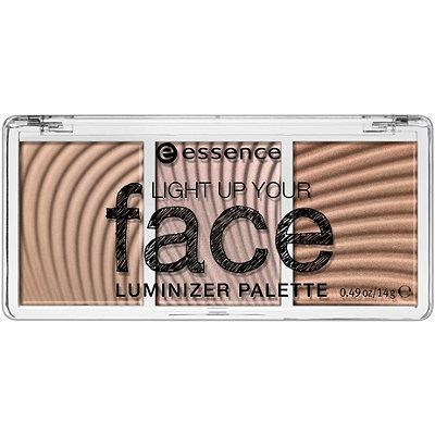 EssenceLight Up Your Face Luminizer Palette