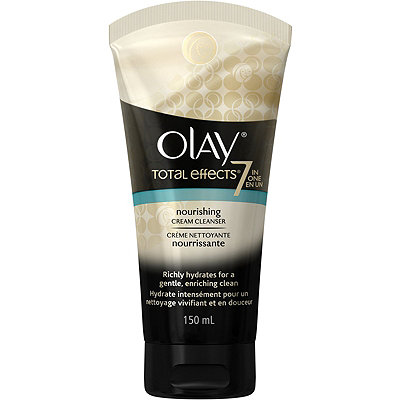 OlayTotal Effects Nourishing Cream Facial Cleanser