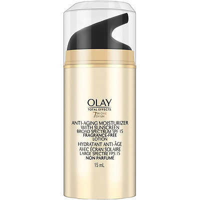 Olay Total Effects 7 In One Anti-Aging Moisturizer With Sunscreen Fragrance-Free