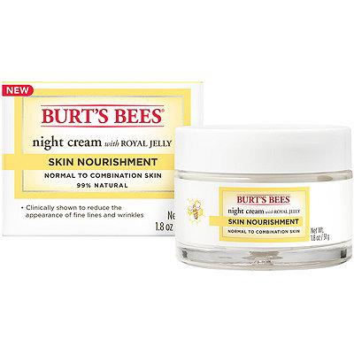 Burt's BeesSkin Nourishment Night Cream