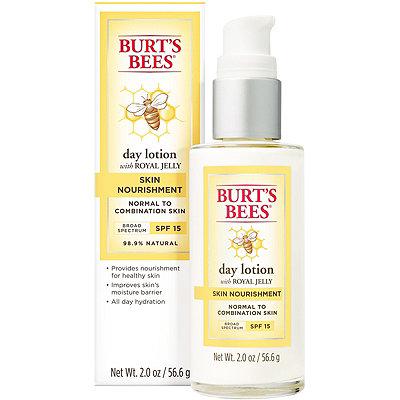 Burt's BeesSkin Nourishment Day Lotion with SPF 15