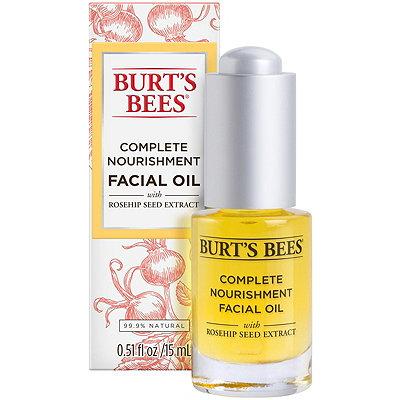 Burt's BeesComplete Nourishment Facial Oil