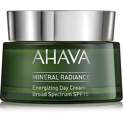 Ahava Mineral Radiance Day Cream SPF15