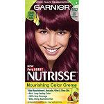 Garnier Online Only Nutrisse Nourishing Color Crème 462 Dark Berry Burgundy