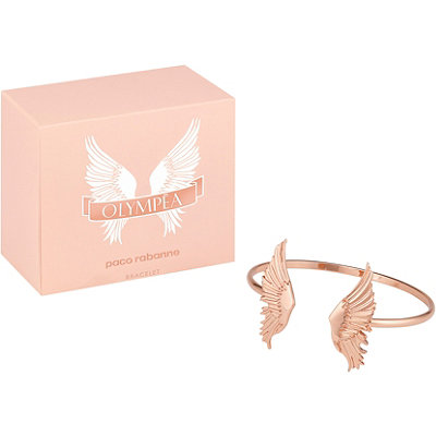 Paco Rabanne FREE Cuff Bracelet w%2Fany large spray Paco Rabanne Olympea purchase