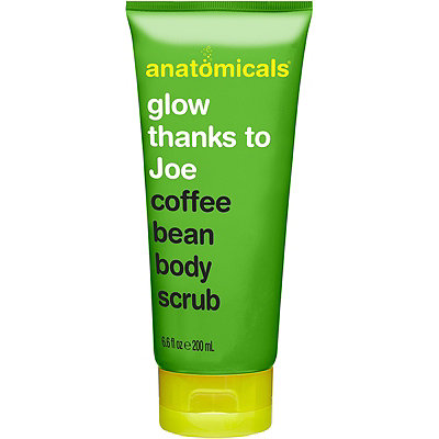 Anatomicals Glow Thanks to Joe Coffee Scrub