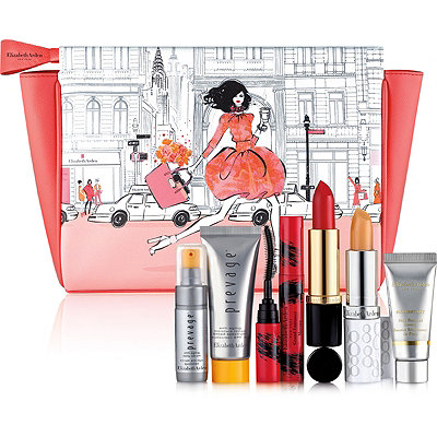 Receive a free 7-piece bonus gift with your $49.5 Elizabeth Arden purchase