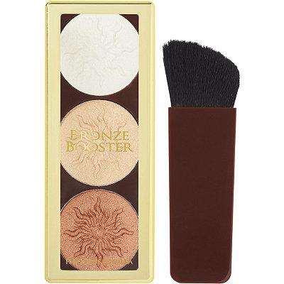 Bronze Booster Highlight + Contour Palette