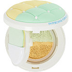 Physicians Formula Talc-Free Cushion Corrector + Primer Duo SPF 20 Yellow/Green