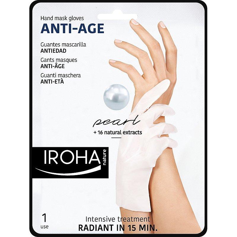 Iroha Iroha Anti Age Pearl Hand Mask Gloves Ulta Beauty