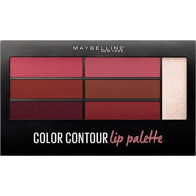 MaybellineLipStudio Color Contour Lip Palette
