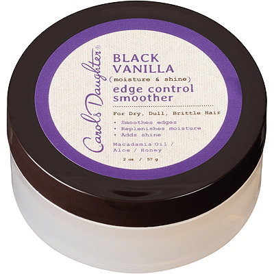 Black Vanilla Moisture & Shine Edge Control Smoother