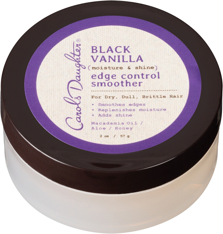 Black Vanilla Moisture & Shine Edge Control Smoother by Carol's Daughter