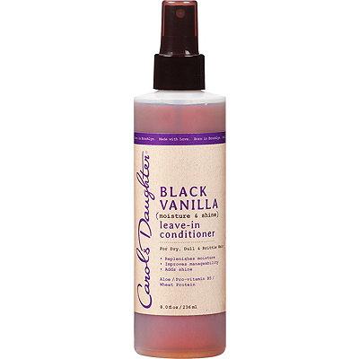 Black Vanilla Moisture & Shine Leave-In Conditioner
