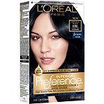 L'Oréal Superior Preference Fade-Defying Color & Shine 1BL Deep Blue Black