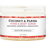 Coconut %26 Papaya Bath %26 Body Scrub