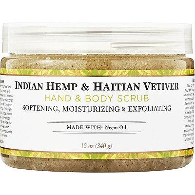 Nubian HeritageIndian Hemp %26 Haitian Vetiver Bath %26 Body Scrub