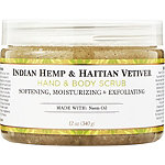 Indian Hemp %26 Haitian Vetiver Bath %26 Body Scrub