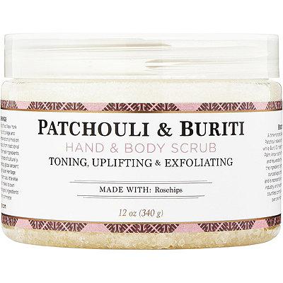 Nubian HeritagePatchouli %26 Buriti Bath %26 Body Scrub