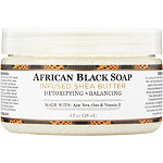 100%25 Organic Shea Butter Infused With African Black Soap