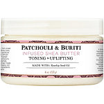 100%25 Organic Shea Butter Infused With Patchouli %26 Buriti