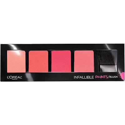L'OréalInfallible Paints Blush Palette