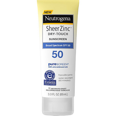 Sheer Zinc Lotion SPF 50