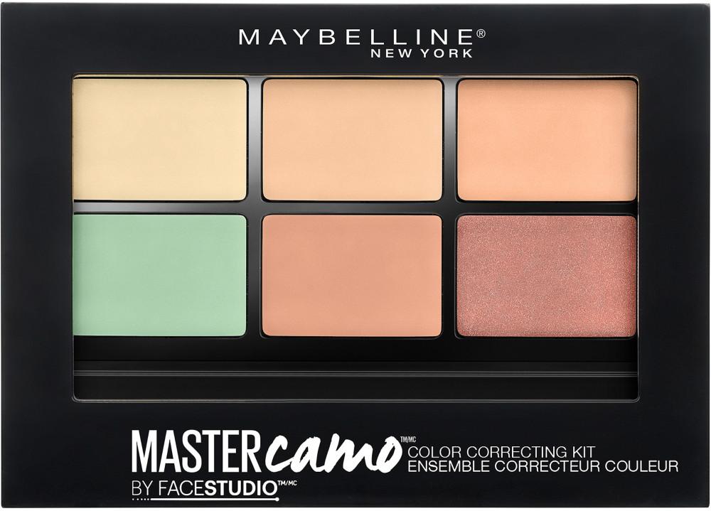 maybelline facestudio master camo color correcting kit