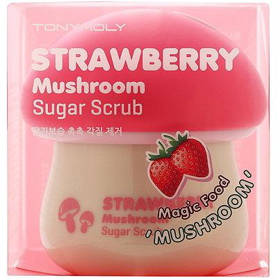 TONYMOLYStrawberry Mushroom Sugar Scrub Magic Food