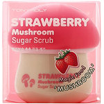 Strawberry Mushroom Sugar Scrub Magic Food