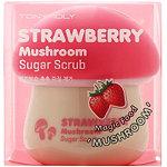 TONYMOLY Strawberry Mushroom Sugar Scrub Magic Food
